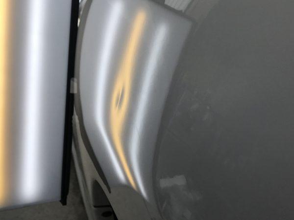 トヨタ 80スープラ リアフェンダーの凹みをデントリペア 垂水区から