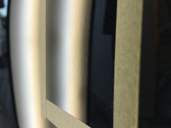 オデッセイ 左スライドドアに出来た凹みをデントリペアで修復 三木市にお住いの方からのご依頼です!