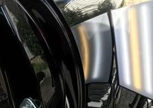 トヨタ 86(ハチロク) 左リアフェンダーに出来た凹みをデントリペアで修復 三田市の方からのご依頼