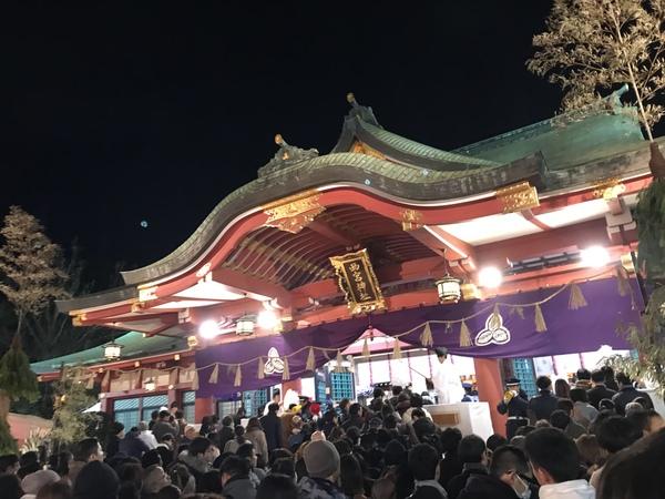 恒例の西宮神社の十日戎で参拝してきました。
